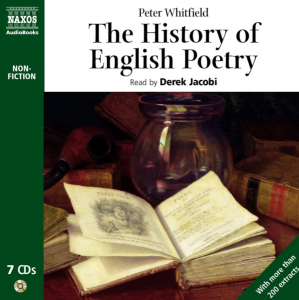 history of eng poetry